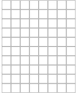Tiles regular